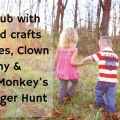 Easter entertainment at Monkey Tree Holiday Park