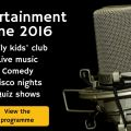 Entertainment June 2016