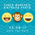 Funky Monkey's Birthday Party 2017