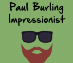 Paul Burling impressionist