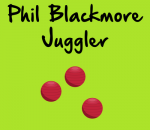 Phil Blackmore, Extreme Juggler