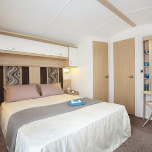 Monkey Tree Holywell interior double bedroom