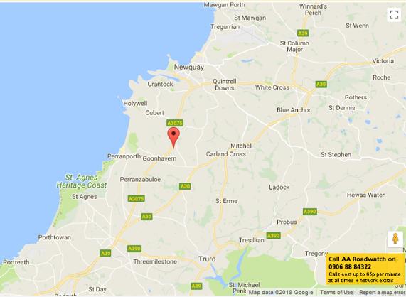 map to find Monkey Tree via AA