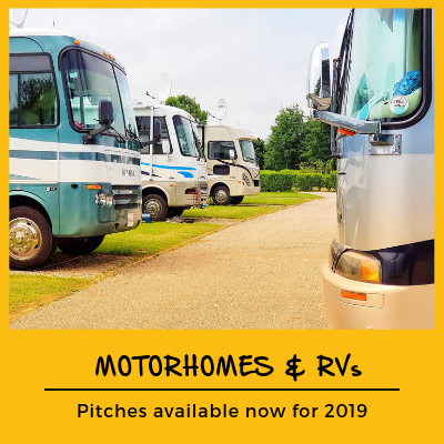 RVs 2019 pitches