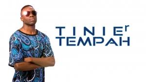Tinie Tempah tribute act