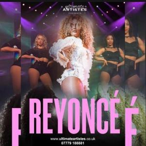 Reyonce - Beyonce tribute act