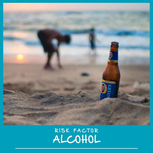 RNLI risk factor alcohol