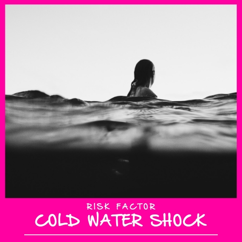 RNLI risk factor cold water